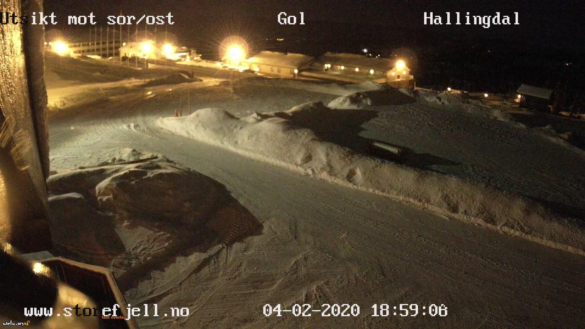 Webcam Storefjell, Gol, Buskerud, Norwegen