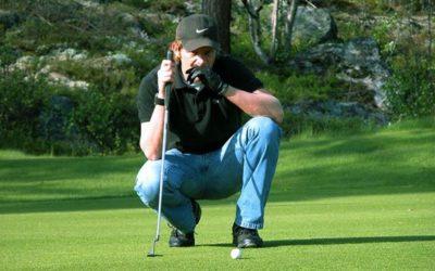 Golf i Hemsedal, Hallingdal og Valdres