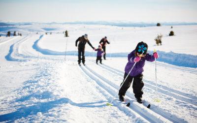 Vinterferie på Storefjell